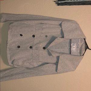 Elements cotton pea coat